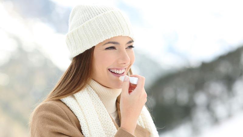 In inverno la pelle richiede un nutrimento