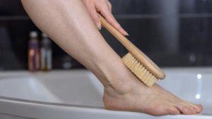 Spazzolatura o dry brushing
