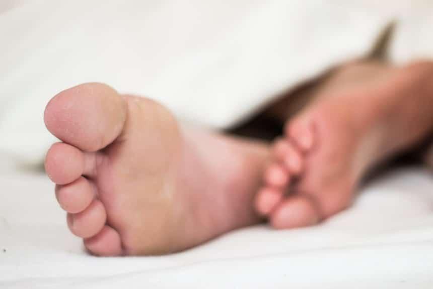 Caviglie gonfie in gravidanza